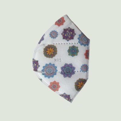 sin color Tapabocas T N95 estampado blanco catalogo sonata tapabocas