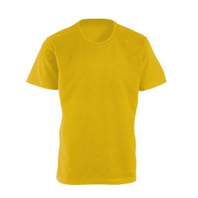 camisetas al por mayor amarillas