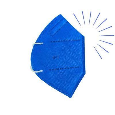Tapabocas T N95 azul tapabocas sonata