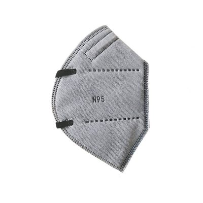 Tapabocas T N95 gris sonata tapabocas